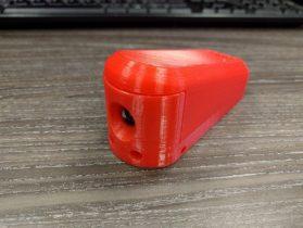 PiZero Screwless Camera Housing 3D model