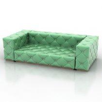 Sofa ACME FURNITURE 3d model