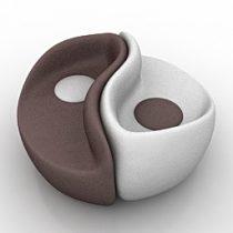 Sofa DEDON 3d model