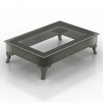 Table Bizzotto Taormina 3d model