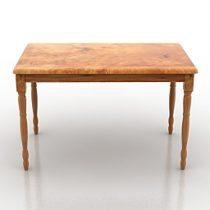 Table WINDSOR 3d model