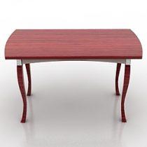 Table classik 3d model