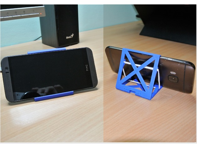 Universal Phone Stand Holder Free 3d Models