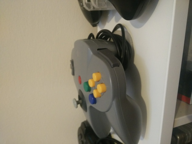 Videogame controller holder