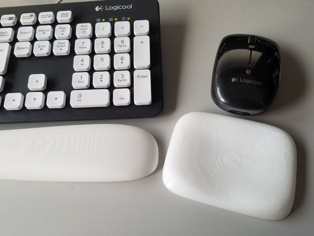Wrist Rest For Keyboard Amp Mouse Downloadfree3d Com