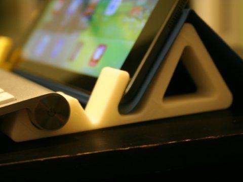 iPad Keyboard Stand 3D model