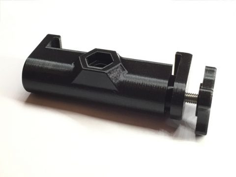 iPhone 6 tripod mount 3D model