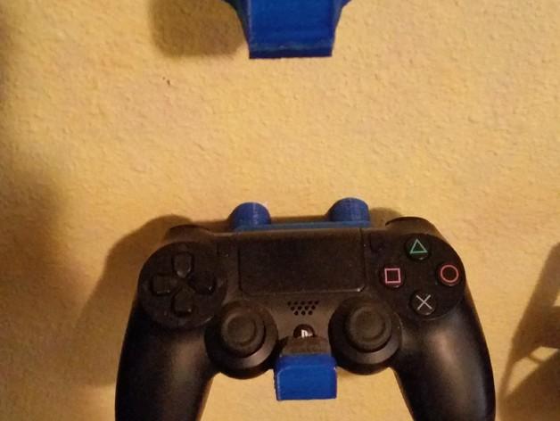 Ps4 Playstation Controller Wall Mount Downloadfree3d Com