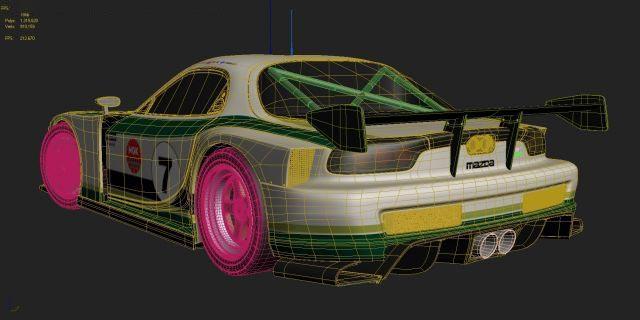 1996 Mazda RX7