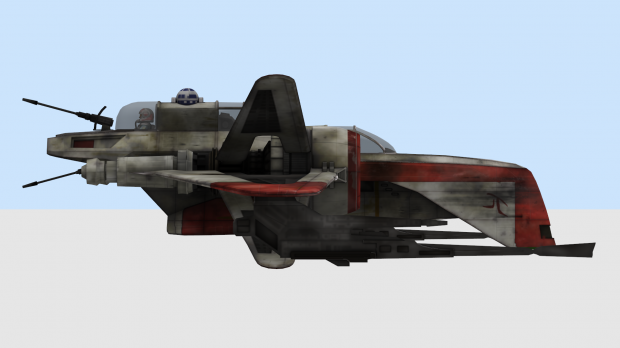 Star Wars Arc 170 Fighter Downloadfree3d Com