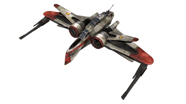 Star Wars Arc 170 Fighter Free 3d Models