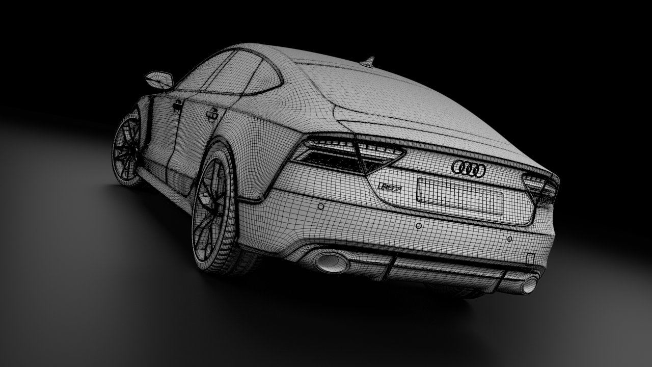Audi RS7 Sportback Perfomance
