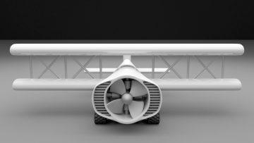 3D Beeplan model