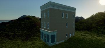 City House 3D model