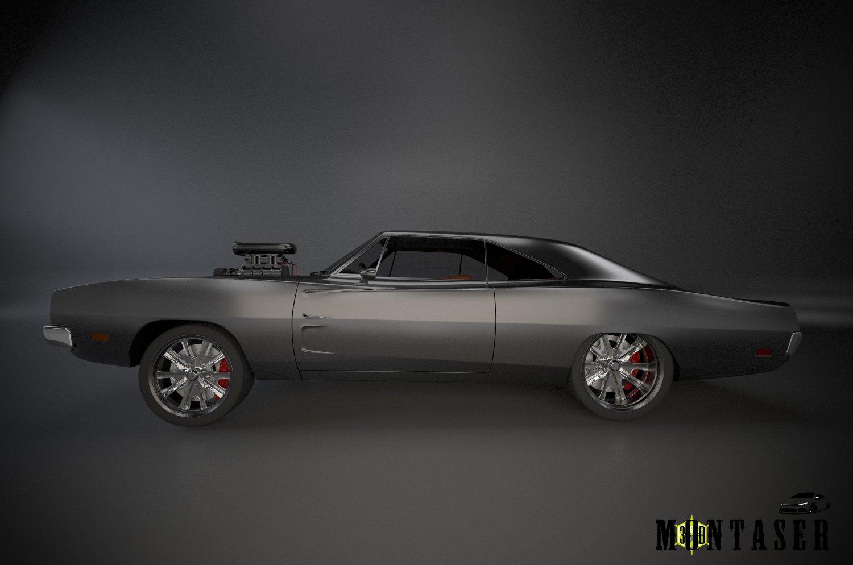 Dodge 69 custom