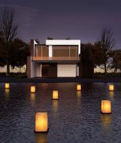 HOUSE IN LAKE 3D model