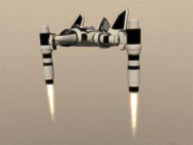 Heavy Airship 3D model