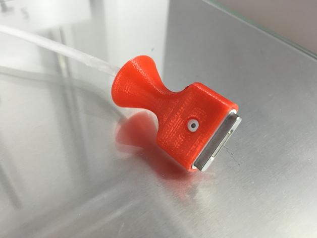 MacBook Pro 2014 Cable Saver 3D model