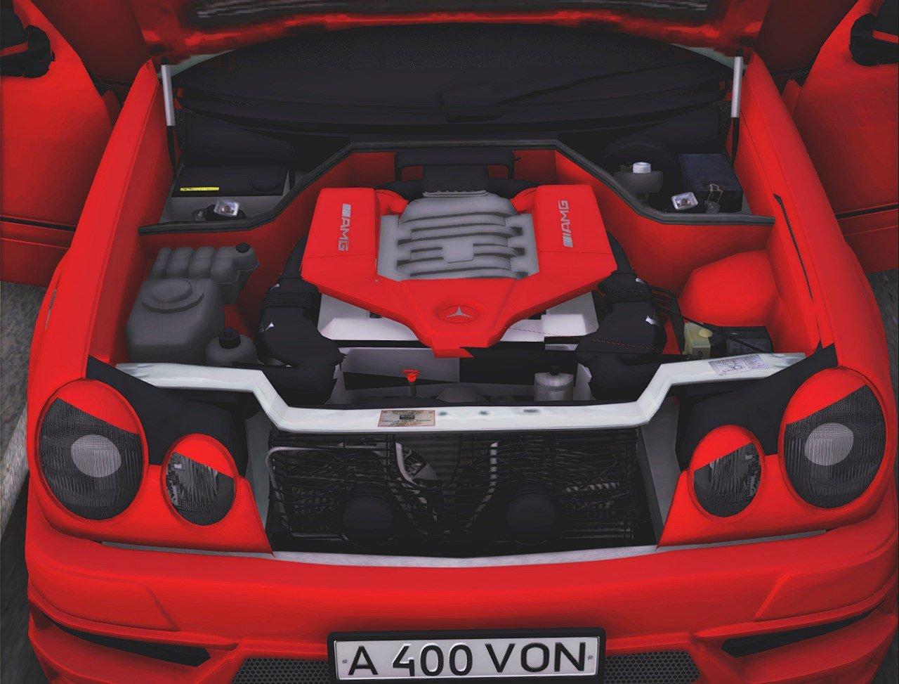 Mercedes-Benz E55 Kleemann