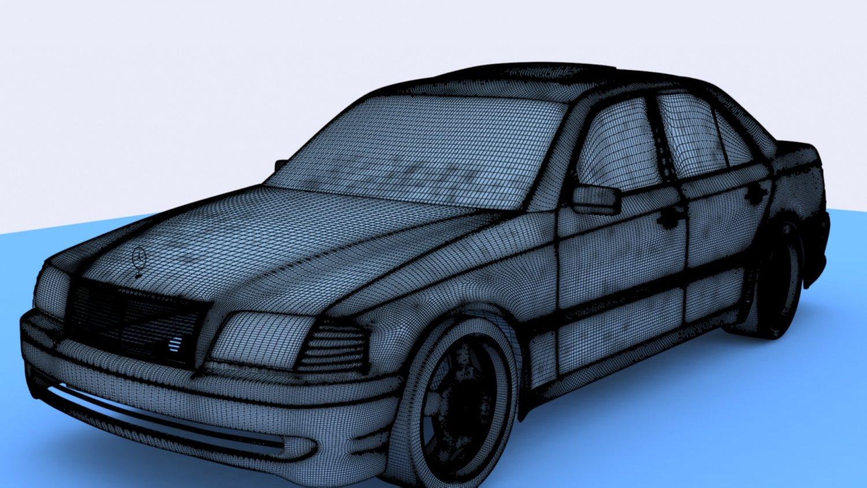 Mercedes Benz W202