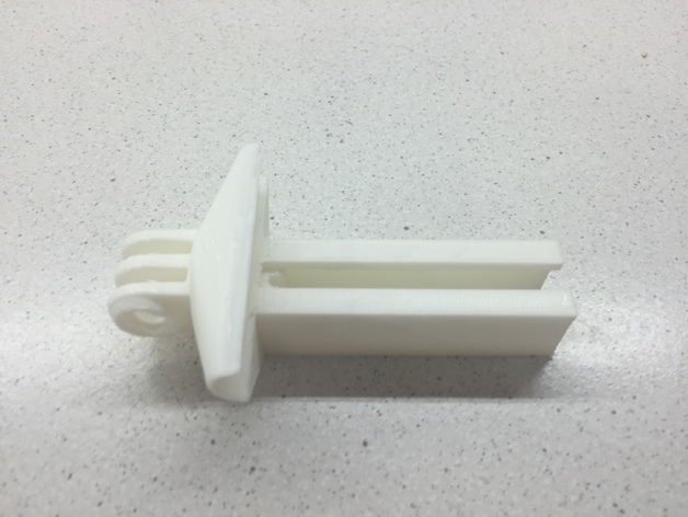 Phone GoPro clamp / head mount