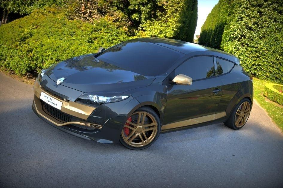 Renault Megane 3 RS 3D model