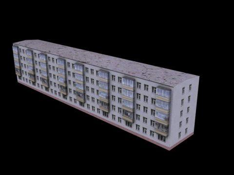 Russian House 5 Floors 12