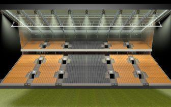 Sports Stadium 3D model