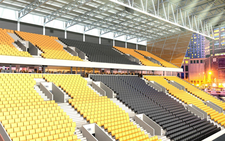 Sports Stadium Free 3d Models
