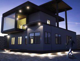 ZA House 3D model