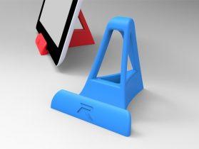 iPad Stand 3D model