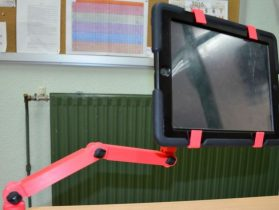 iPad Stand in the Air 3D model