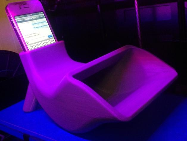 iPhone Amp 3D model