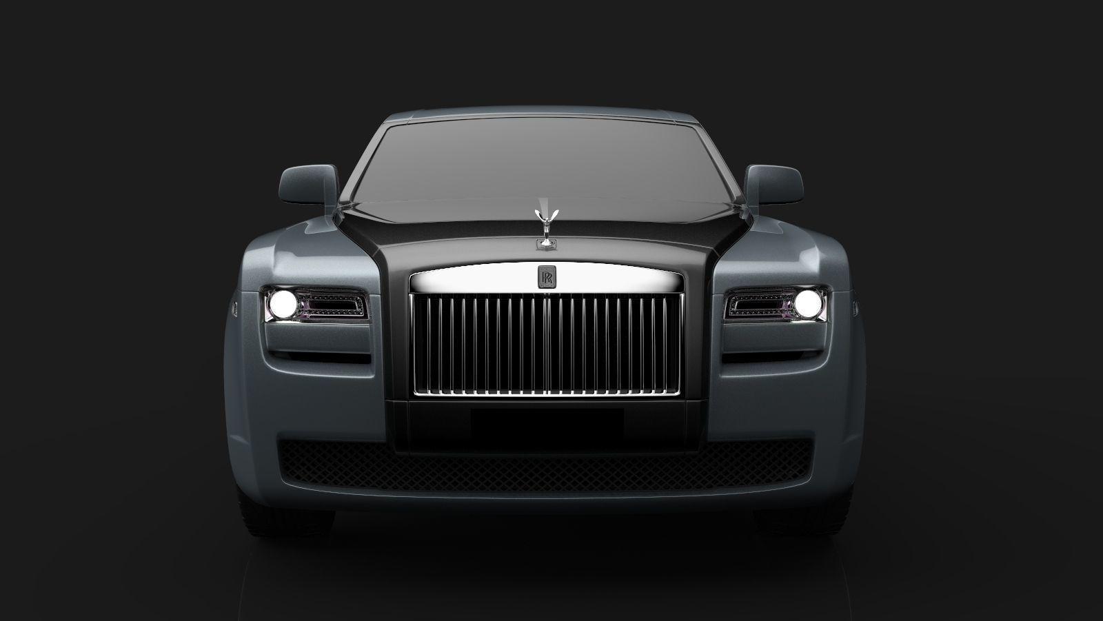 Rolls Royce Ghost Downloadfree3d Com