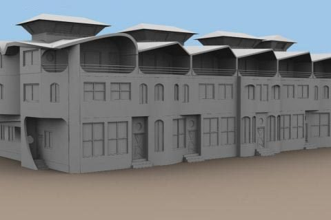 3D Building models free download | DownloadFree3D com