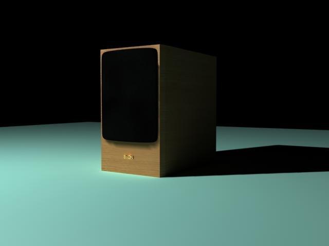 3D Audio SVEN model