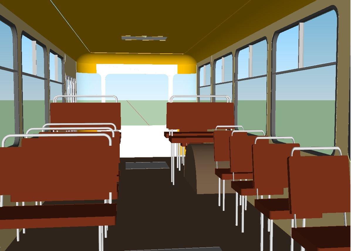 Autobus liaz677