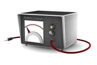 Battery charger 3D model
