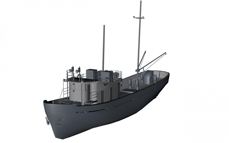 Boat 3d Models Free Download Downloadfree3d Com