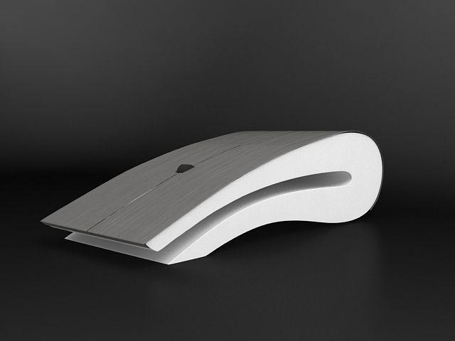 Computer Mouse Titanium