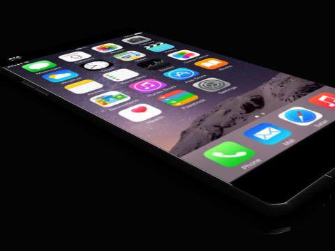 Concept iphone 7 3D model