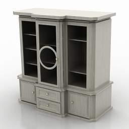 Cupboard 3d model