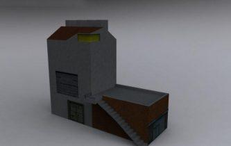 Fabric 3D model
