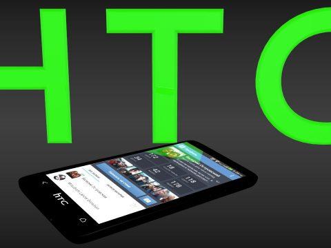 HTC desire 601 3D model