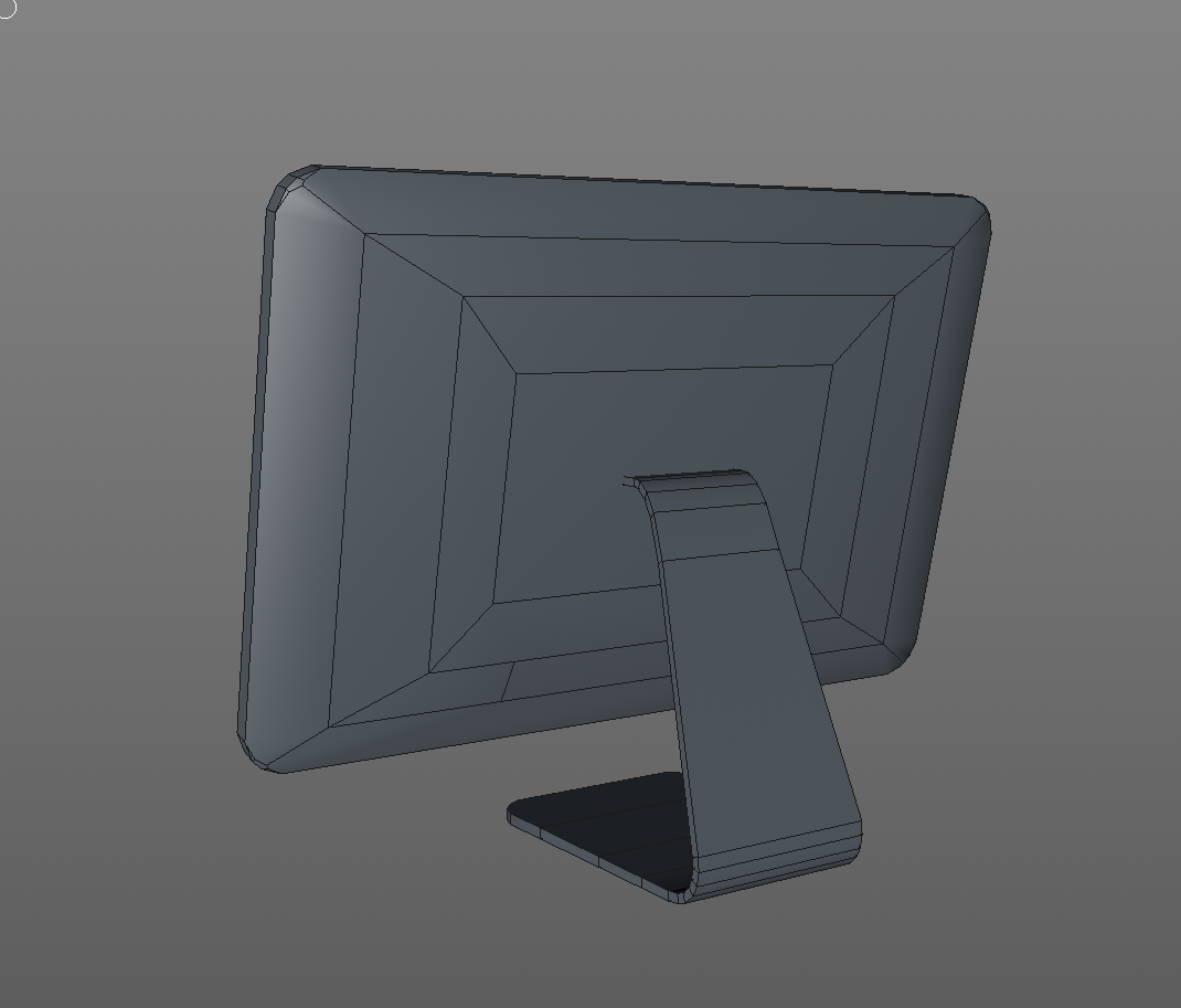 IMac Low Poly | Free 3D models