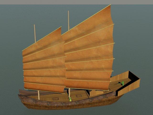 Jonka 3D model