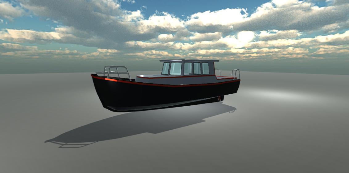 Kater Krab 800 3D model