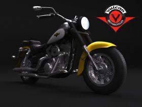Kawasaki Motors 3D model