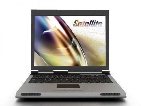 Laptop Detail 3D model