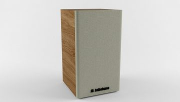 Loudspeaker system jetbalance 3D model